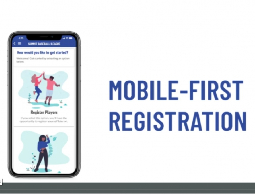 Mobile-First Registration