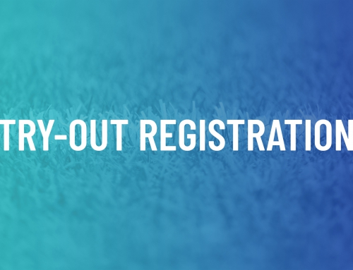 Two-Step Tryout Registration