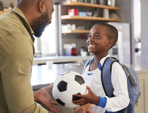 5 Behaviors of High-Performing Sports Parents