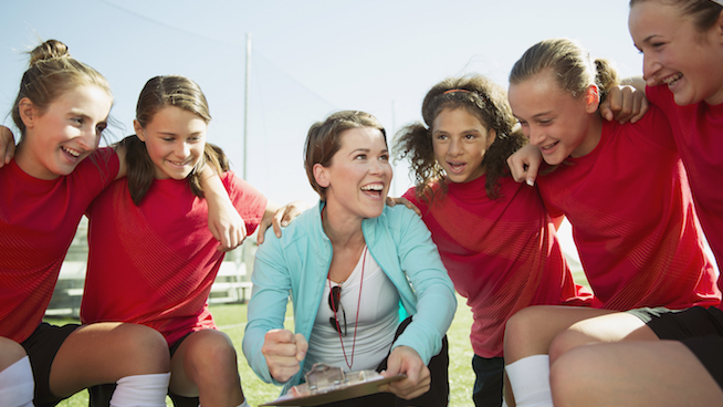 3 Tips to Connect With Youth Athletes