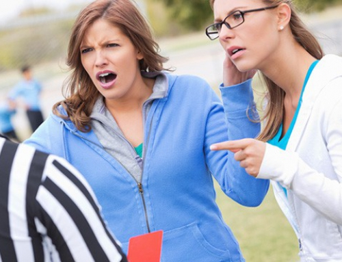How to Deal With an Overbearing Sports Parent